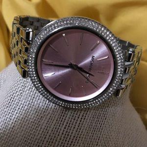 🌹Beautiful genuine Michael Kors Watch /Crystal